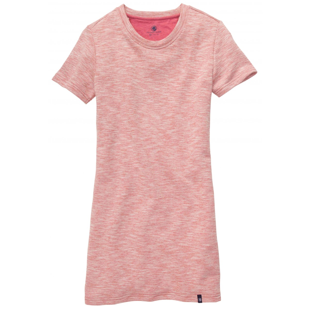 Sophie Tee Dress: Rhubarb